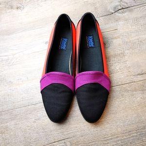 KEDS | Multi color Ladies Flats